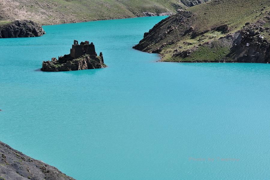 回望东方——洁白的冰川和绽蓝的湖水[原创]_图1-3