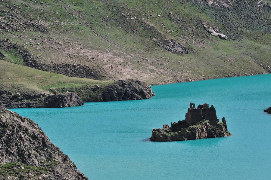 回望东方——洁白的冰川和绽蓝的湖水[原创]_图1-4