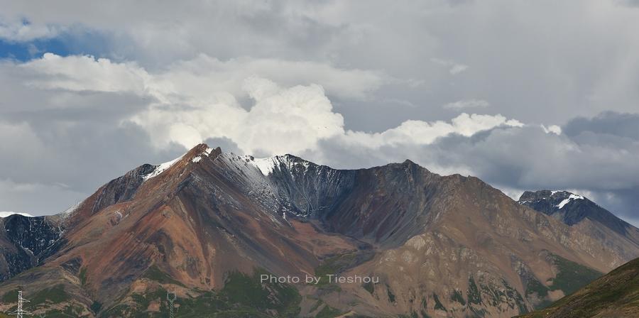 回望东方——洁白的冰川和绽蓝的湖水[原创]_图1-6