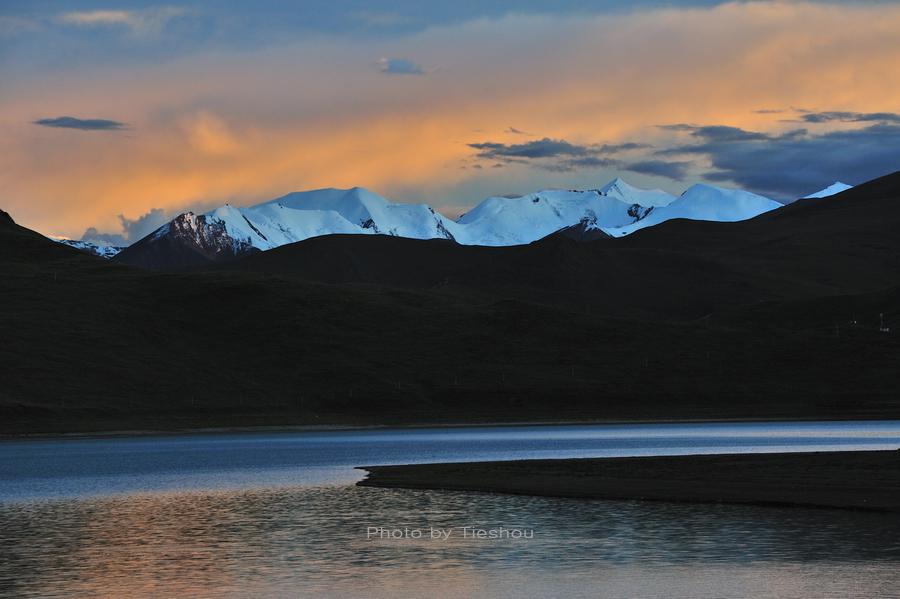 回望东方——洁白的冰川和绽蓝的湖水[原创]_图1-17