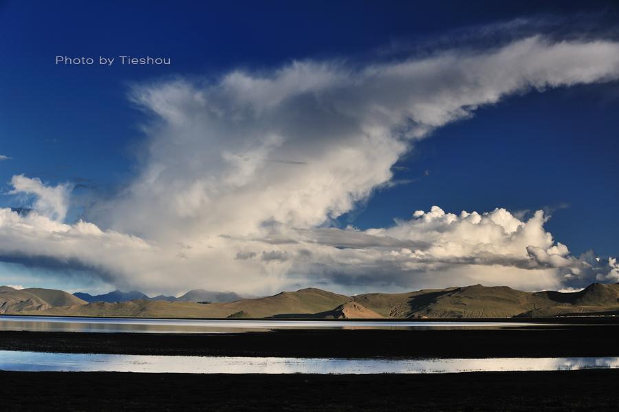 回望东方——洁白的冰川和绽蓝的湖水[原创]_图1-16