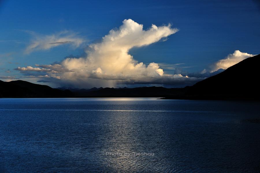 回望东方——洁白的冰川和绽蓝的湖水[原创]_图1-18