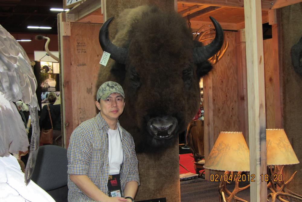 《国际顶级狩猎展一瞥》摆渡_图1-12