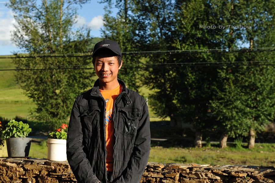 回望东方——诺言,和藏族姑娘小卓玛[原创]_图1-5