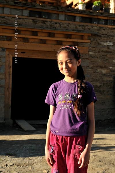 回望东方——诺言,和藏族姑娘小卓玛[原创]_图1-4