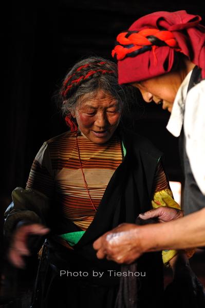 回望东方——诺言,和藏族姑娘小卓玛[原创]_图1-11