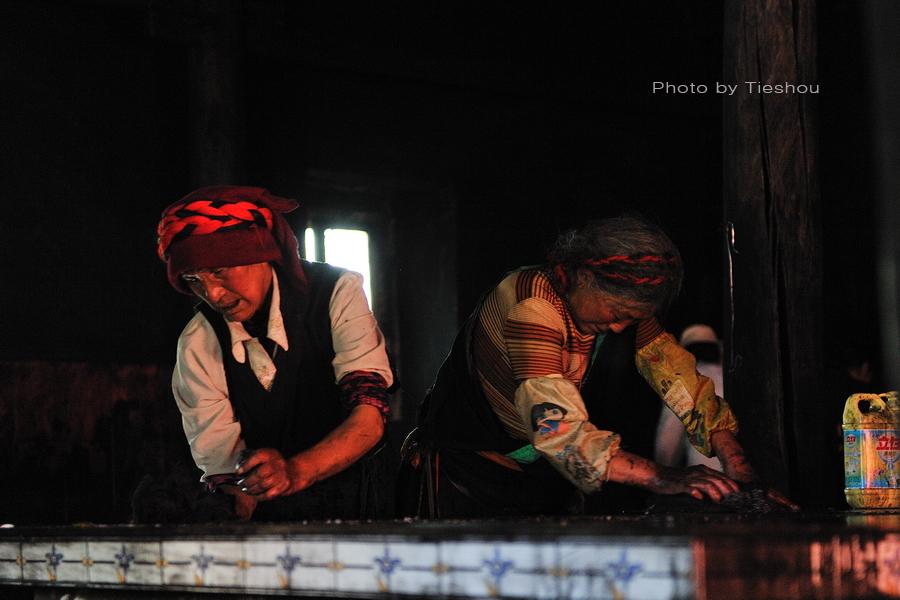 回望东方——诺言,和藏族姑娘小卓玛[原创]_图1-12