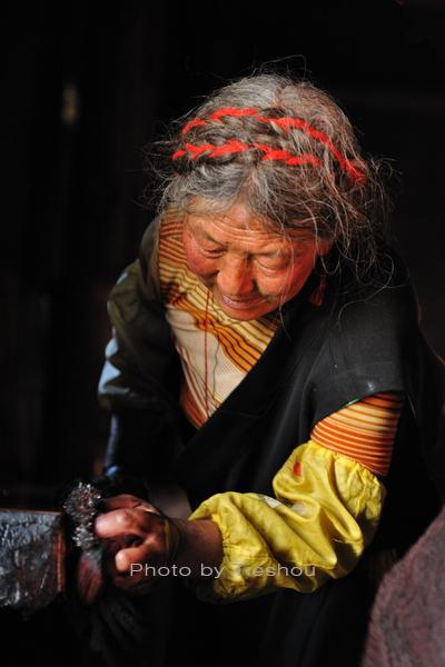 回望东方——诺言,和藏族姑娘小卓玛[原创]_图1-13