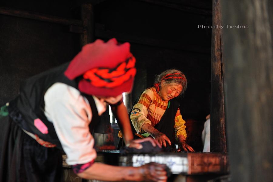 回望东方——诺言,和藏族姑娘小卓玛[原创]_图1-14
