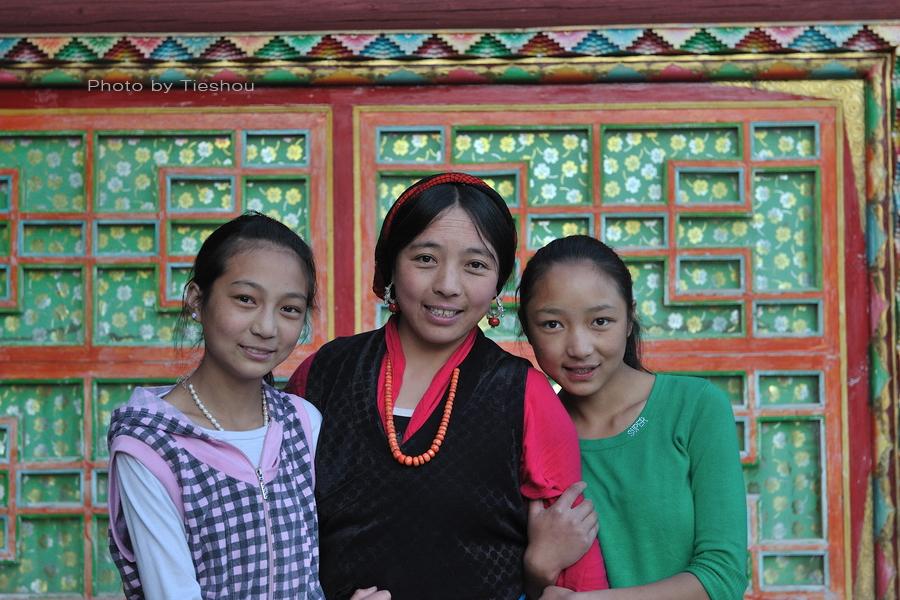 回望东方——诺言,和藏族姑娘小卓玛[原创]_图1-17