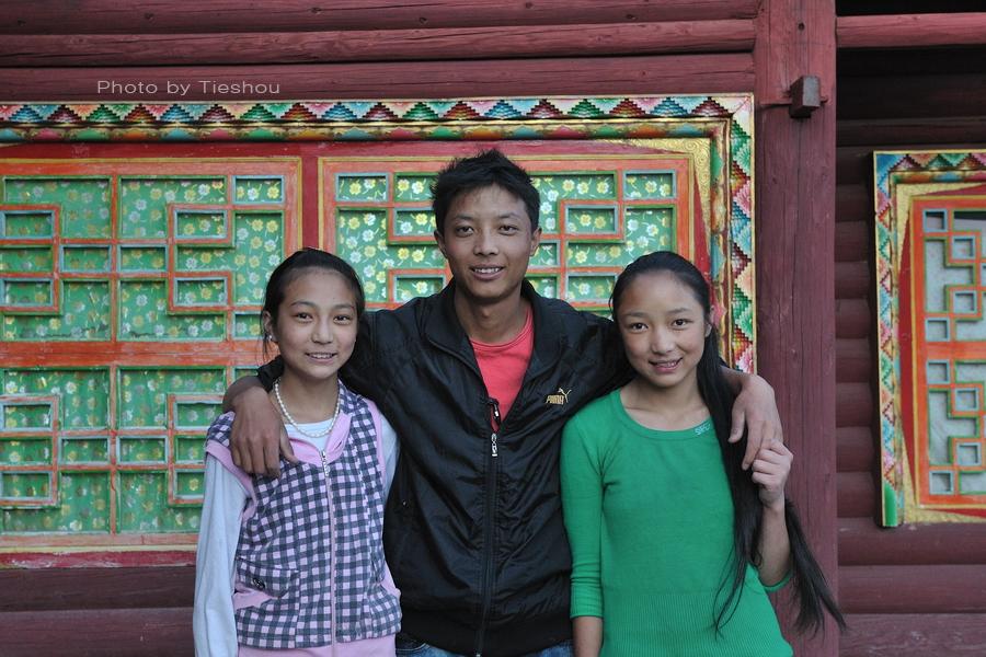 回望东方——诺言,和藏族姑娘小卓玛[原创]_图1-16