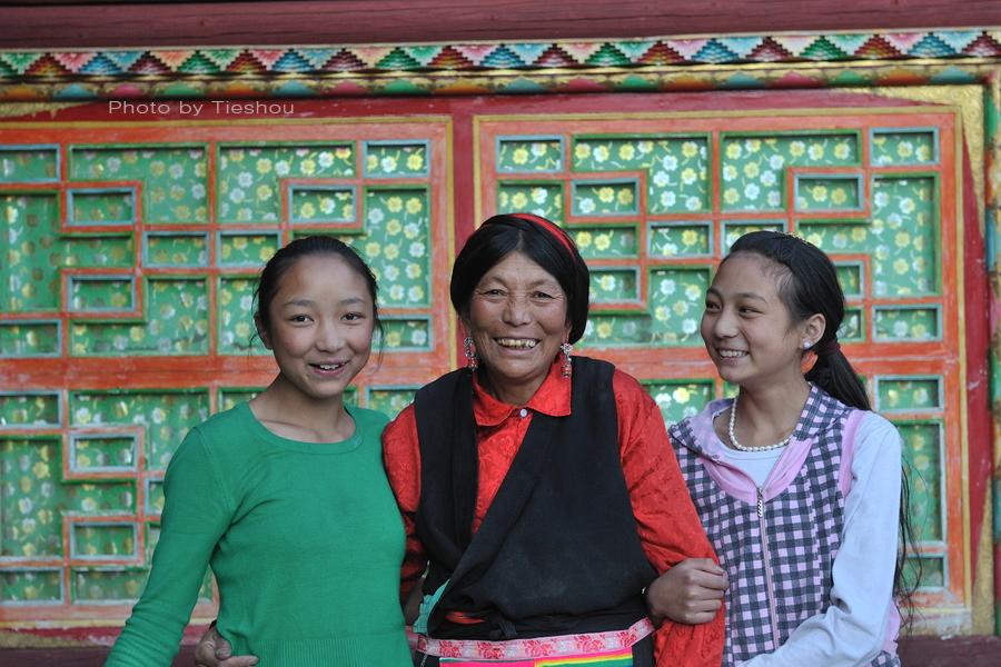 回望东方——诺言,和藏族姑娘小卓玛[原创]_图1-19