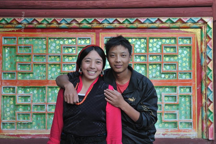 回望东方——诺言,和藏族姑娘小卓玛[原创]_图1-18
