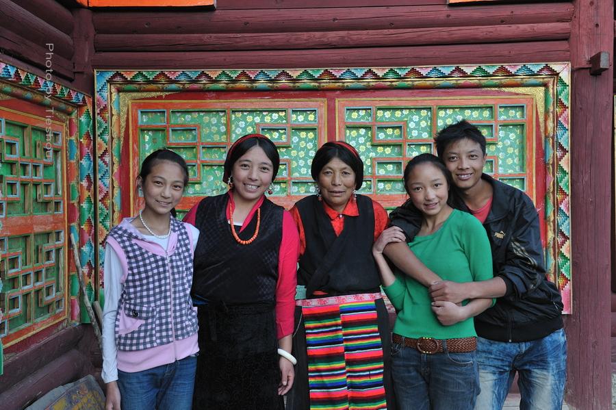 回望东方——诺言,和藏族姑娘小卓玛[原创]_图1-20