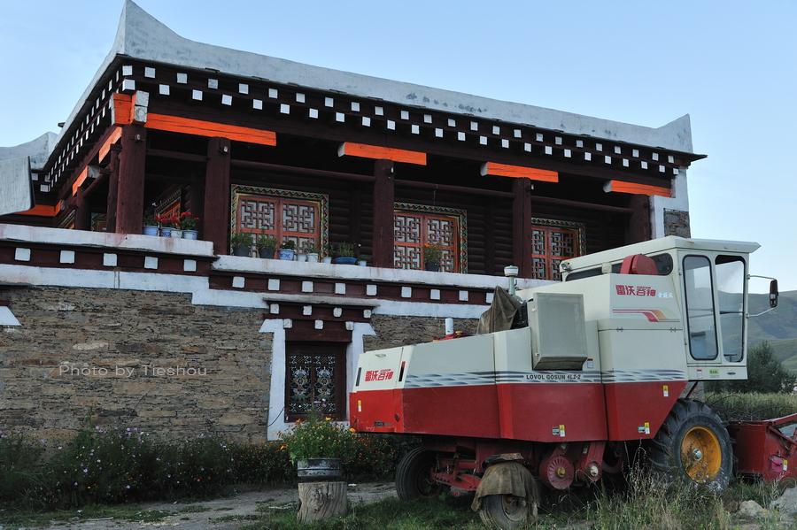 回望东方——诺言,和藏族姑娘小卓玛[原创]_图1-21