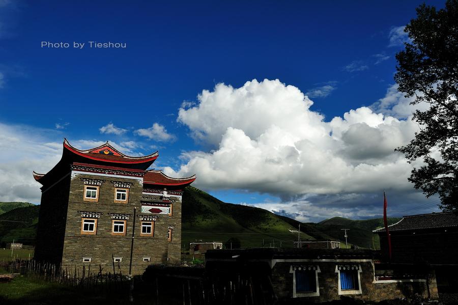 回望东方——诺言,和藏族姑娘小卓玛[原创]_图1-24