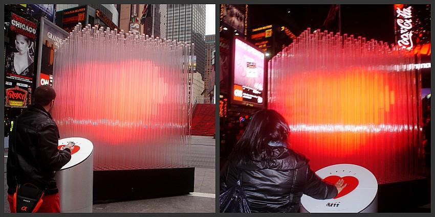 紐約情人節晚上 大聲說:我愛你!_图1-2