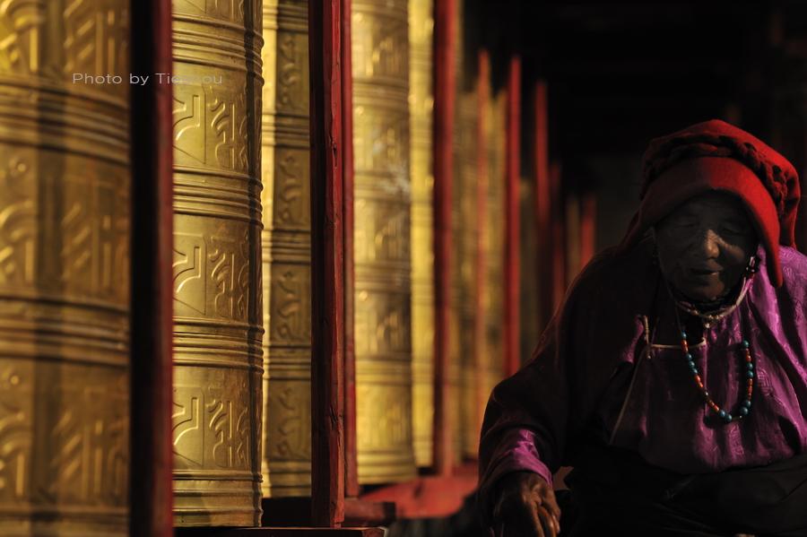 单骑向西——自驾游西藏的备忘录[原创]_图1-6