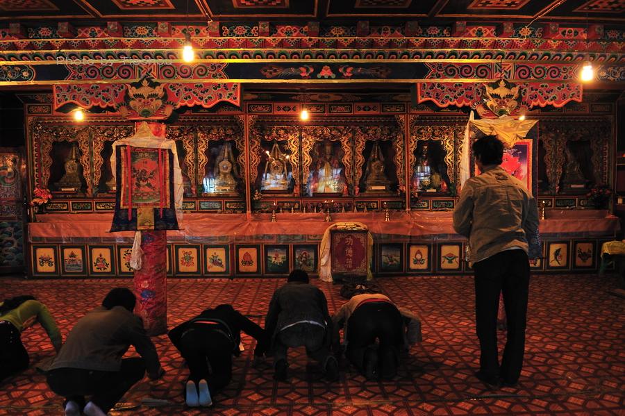 单骑向西——自驾游西藏的备忘录[原创]_图1-18