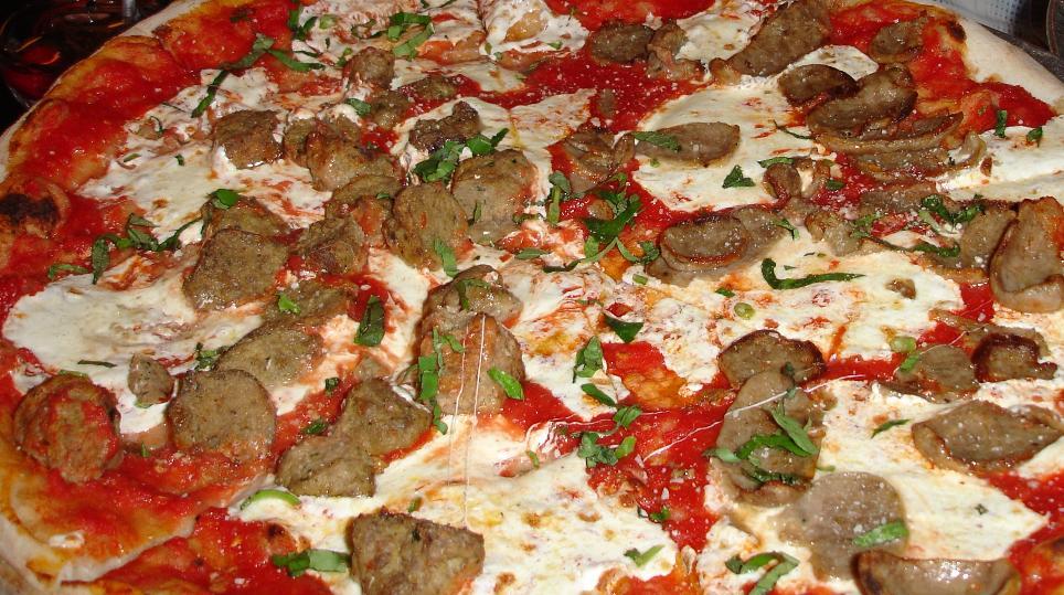 美國美食--披薩_图1-1