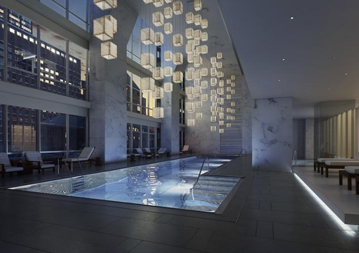 纽约看楼记:曼哈顿的最新超级豪华公寓_图1-9
