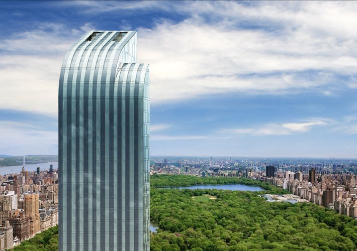 纽约看楼记:曼哈顿的最新超级豪华公寓_图1-1