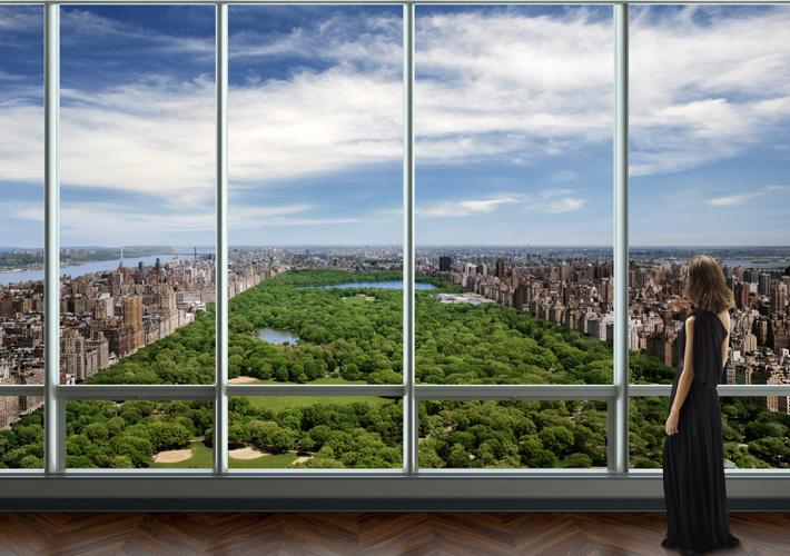 纽约看楼记:曼哈顿的最新超级豪华公寓_图1-7