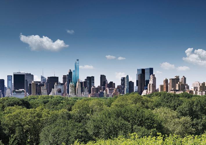 纽约看楼记:曼哈顿的最新超级豪华公寓_图1-6