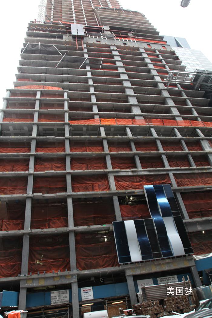 纽约看楼记:曼哈顿的最新超级豪华公寓_图1-3
