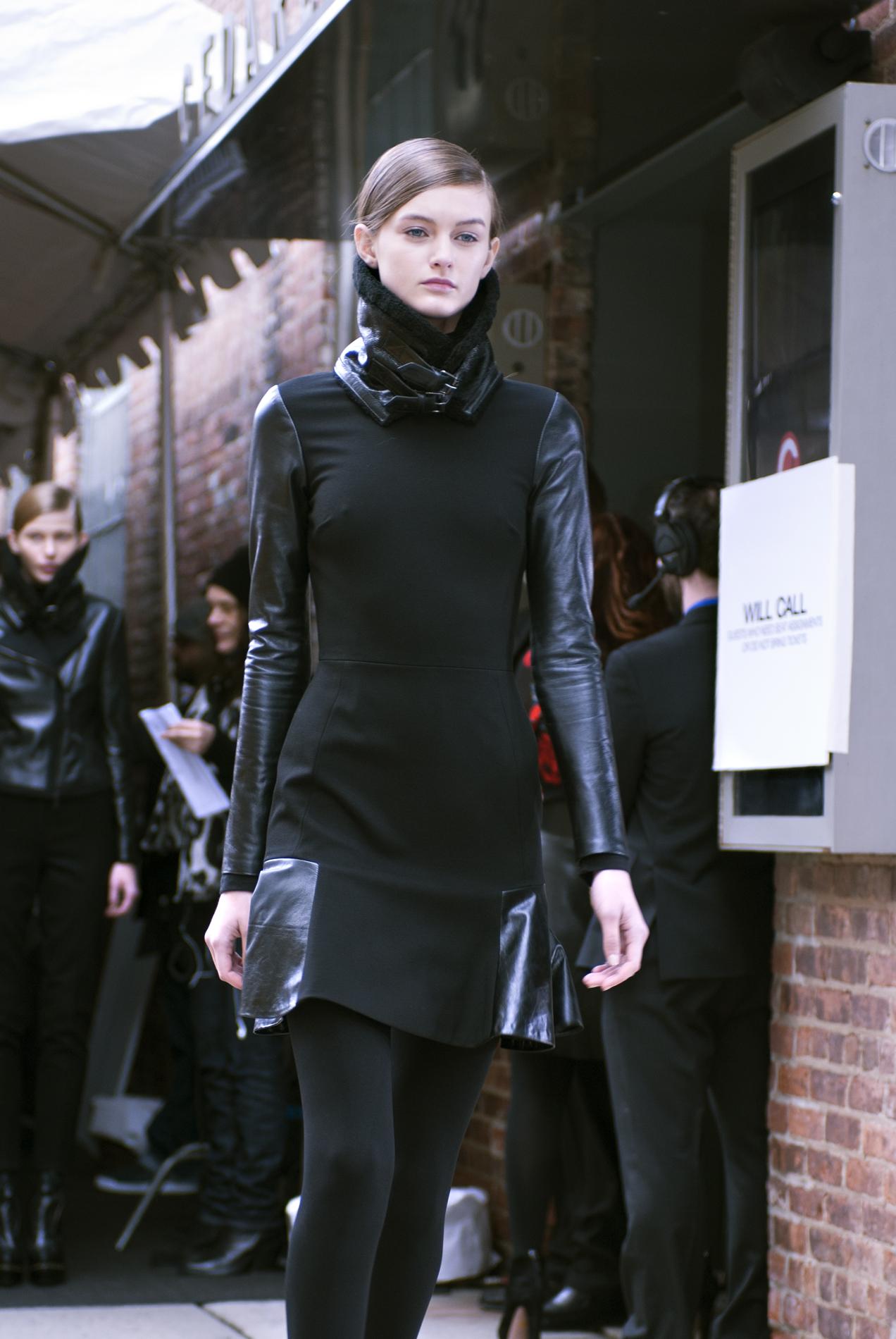 (原创摄影)2012纽约秋冬时装周街拍_图1-11
