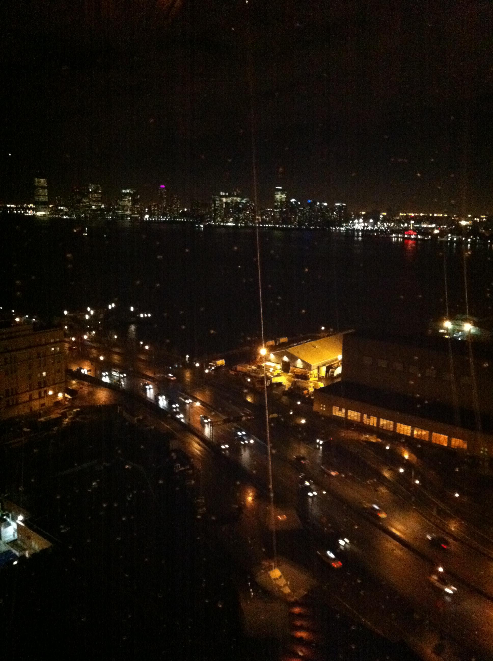 高空看曼哈顿夜景_图1-1
