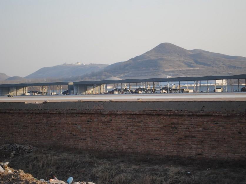 解放军大量装备有源相控阵雷达的歼11在辽西部署_图1-3