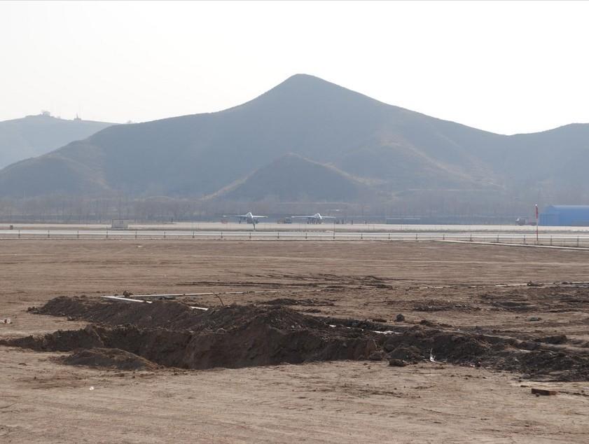 解放军大量装备有源相控阵雷达的歼11在辽西部署_图1-13