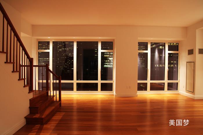 纽约看楼记-贝聿铭设计的曼哈顿中城豪华公寓_图1-1