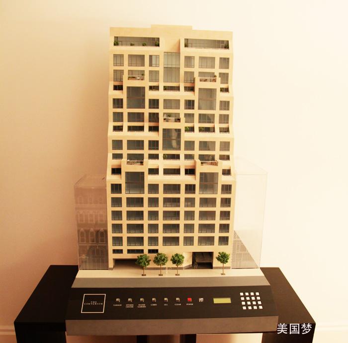 纽约看楼记-贝聿铭设计的曼哈顿中城豪华公寓_图1-16