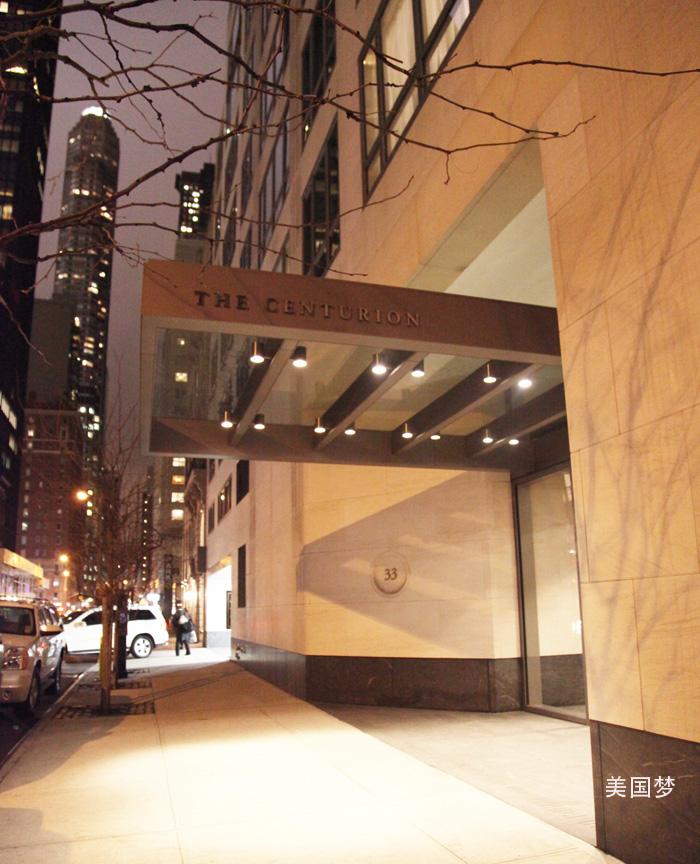 纽约看楼记-贝聿铭设计的曼哈顿中城豪华公寓_图1-19