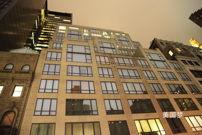 纽约看楼记-贝聿铭设计的曼哈顿中城豪华公寓_图1-17