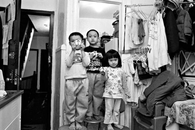 纽约华裔的蜗居生活_图1-1