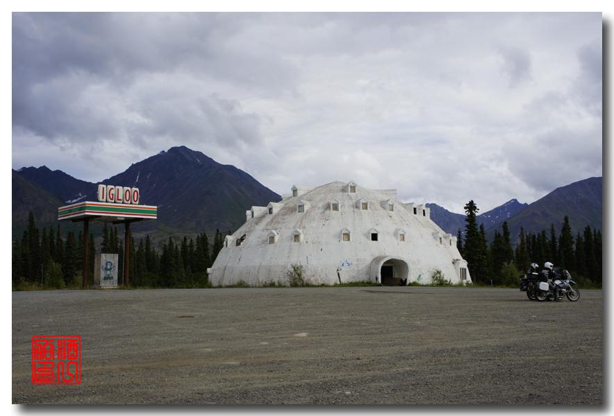《原创摄影》:偷得旅途半日闲:梦中的阿拉斯加之十六_图1-23
