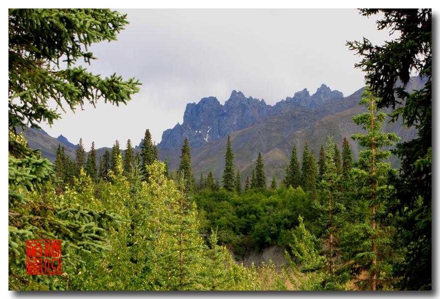 《原创摄影》:偷得旅途半日闲:梦中的阿拉斯加之十六_图1-24