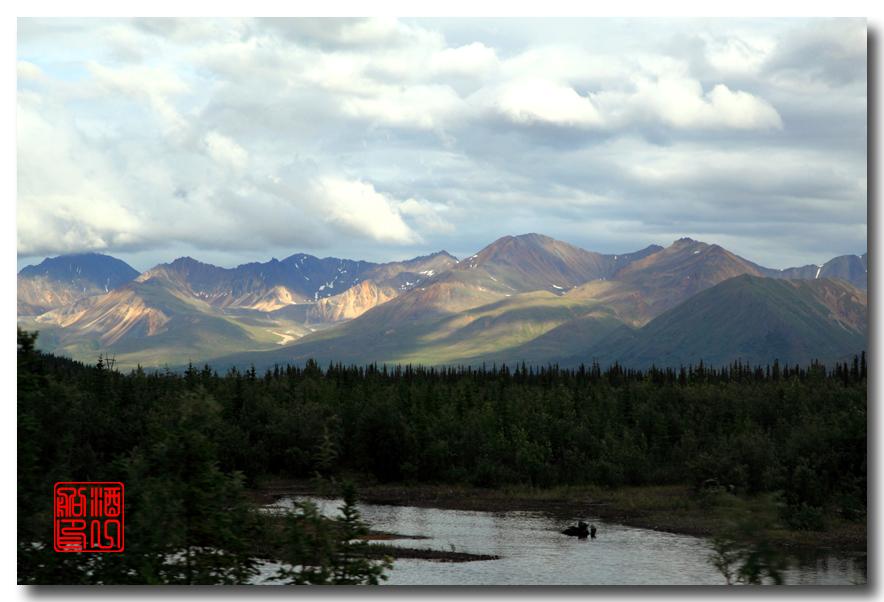 《原创摄影》:偷得旅途半日闲:梦中的阿拉斯加之十六_图1-25