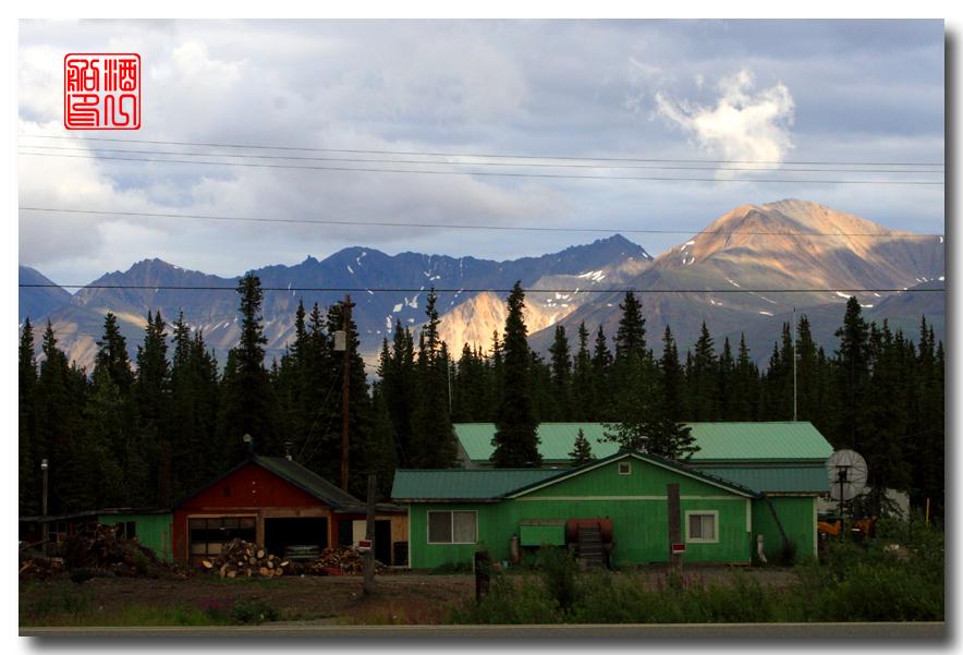 《原创摄影》:偷得旅途半日闲:梦中的阿拉斯加之十六_图1-26