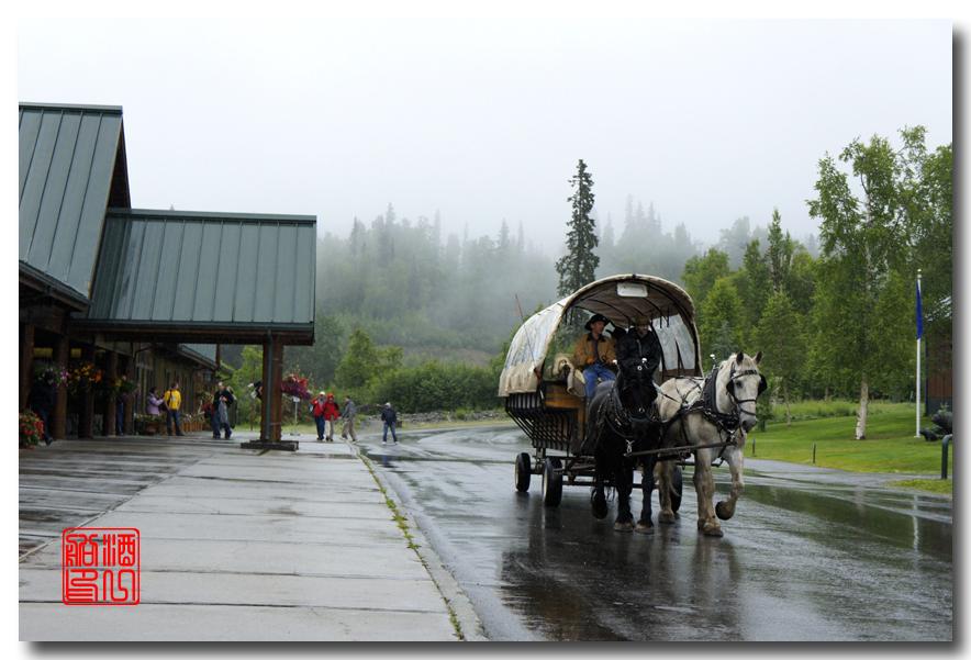《原创摄影》:偷得旅途半日闲:梦中的阿拉斯加之十六_图1-1