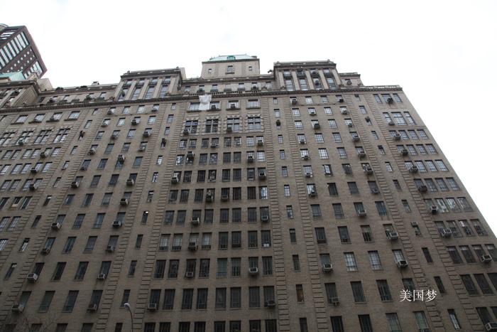 纽约看楼:曼哈顿中城战前公寓_图1-12