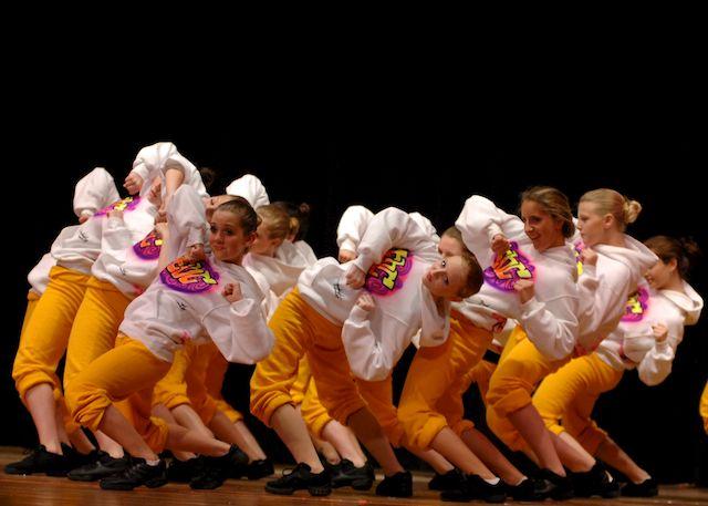長島社區舞蹈學校的年度匯演--少女篇_图1-24