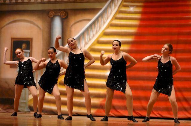 長島社區舞蹈學校的年度匯演--少女篇_图1-21