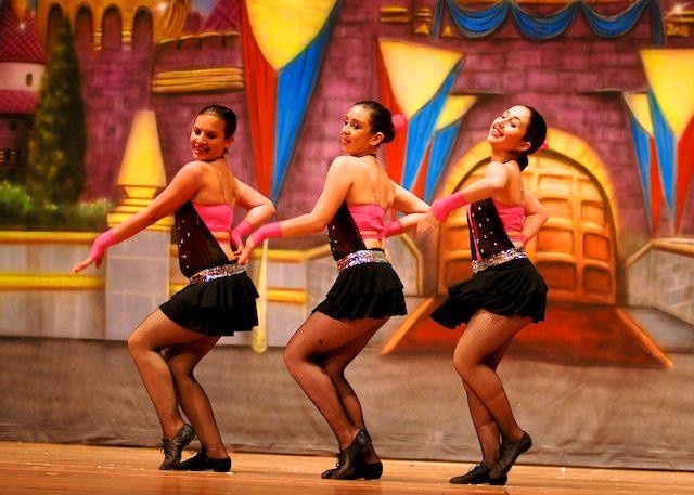 長島社區舞蹈學校的年度匯演--少女篇_图1-20