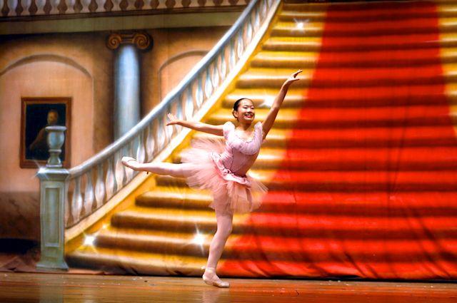 長島社區舞蹈學校的年度匯演--少女篇_图1-18