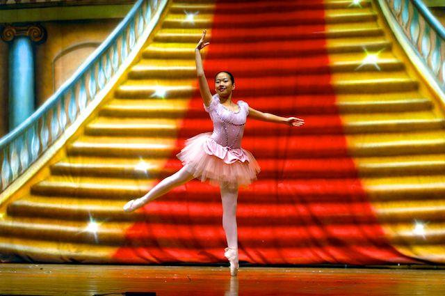 長島社區舞蹈學校的年度匯演--少女篇_图1-19