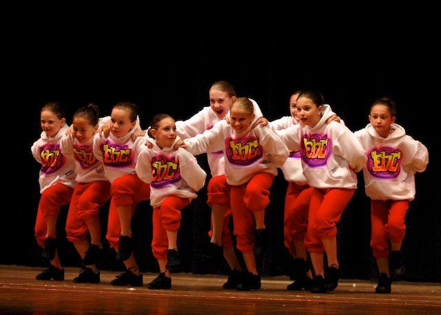 長島社區舞蹈學校的年度匯演--少女篇_图1-16